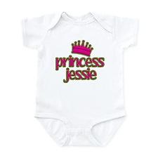 Princess Jessie Infant Bodysuit