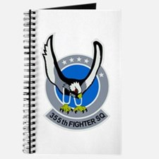 355th Fighter Squadron Journal