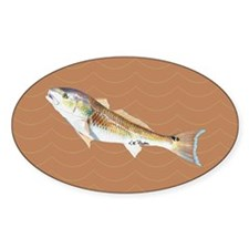 Red Drum Decal