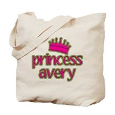 Princess Avery Tote Bag