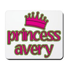 Princess Avery Mousepad