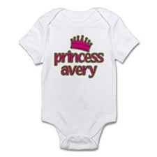 Princess Avery Infant Bodysuit