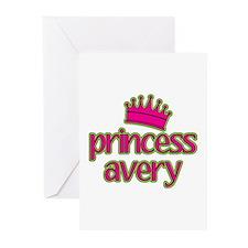 Princess Avery Greeting Cards (Pk of 20)