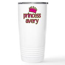 Princess Avery Travel Mug
