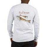 Red drum Long Sleeve T Shirts