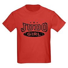 Judo Girl T