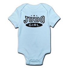 Judo Girl Infant Bodysuit