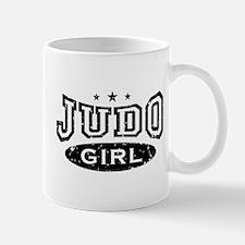 Judo Girl Mug