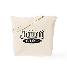 Judo Girl Tote Bag