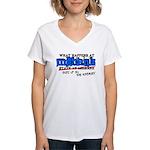 Milbank Women's V-Neck T-Shirt