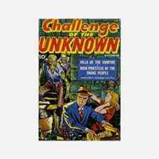 $4.99 Challenge of the Unknown Magnet