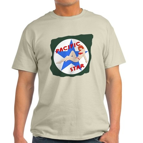 Pacific Star Light T-Shirt