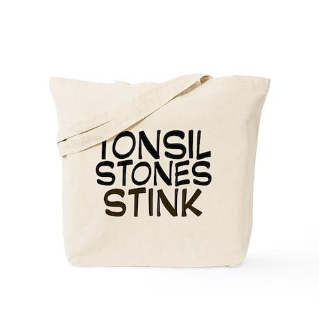 Tonsil Stones Stink Tote Bag