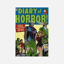 $4.99 Diary of Horror Magnet