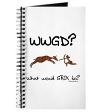 WWGD? What would GROK do? Journal