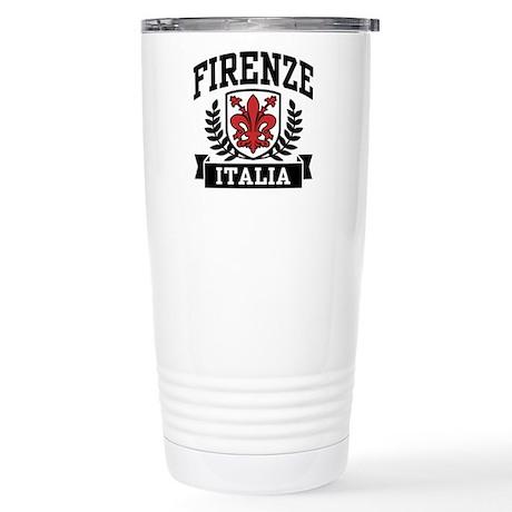 Firenze Italia Stainless Steel Travel Mug