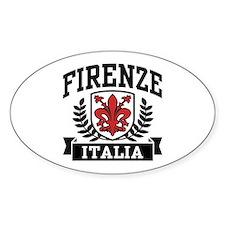 Firenze Italia Decal