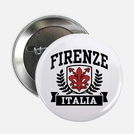 "Firenze Italia 2.25"" Button"