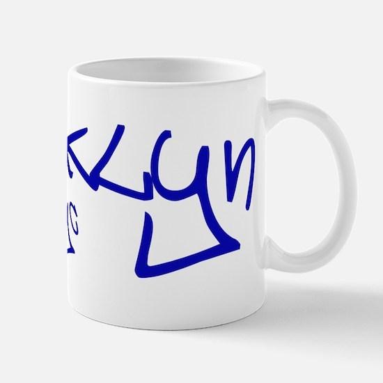 Cute Brooklyn ny Mug