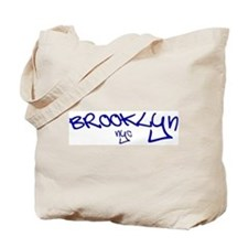 Unique Brooklyn nyc Tote Bag