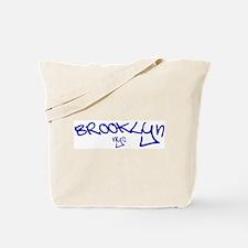 Funny Brooklyn dodgers Tote Bag