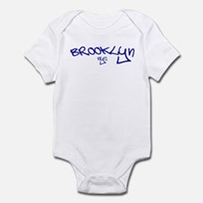 Funny Brooklyn Infant Bodysuit