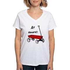 All aboard! Shirt