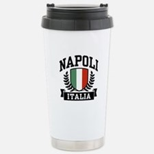 Napoli Italia Stainless Steel Travel Mug
