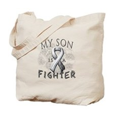 My Son Is A Fighter Tote Bag