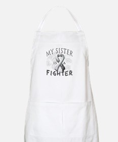 My Sister Is A Fighter Apron