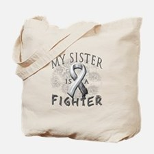 My Sister Is A Fighter Tote Bag