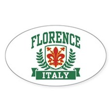 Florence Italy Decal