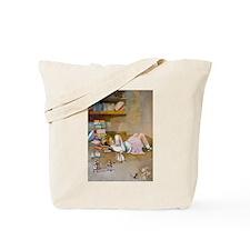 TRIP TO WONDERLAND Tote Bag