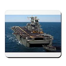 USS Peleliu LHA 5 Mousepad