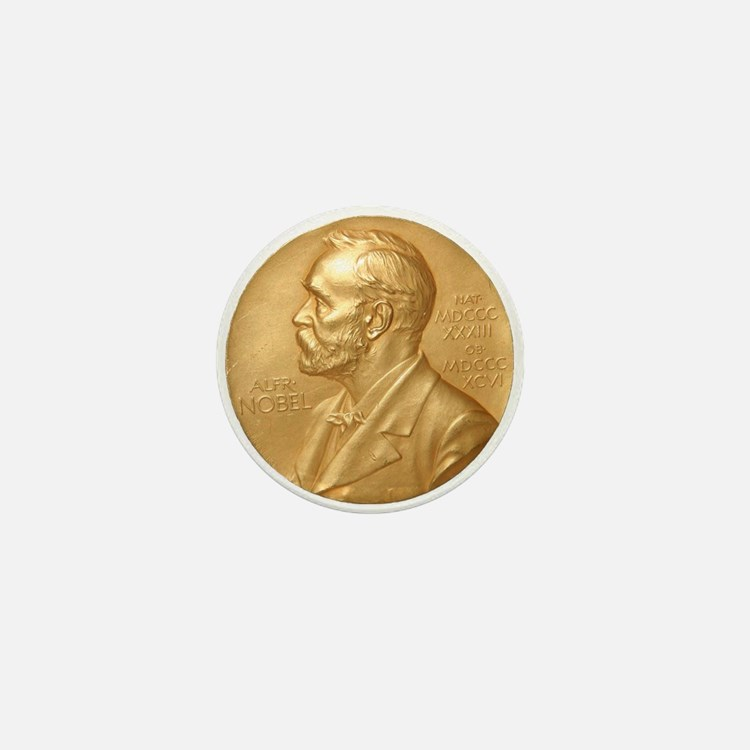 Nobel Peace Prize Mini Button