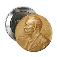"Nobel Peace Prize 2.25"" Button (100 pack)"