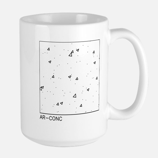 AR-CONC - Large Mug