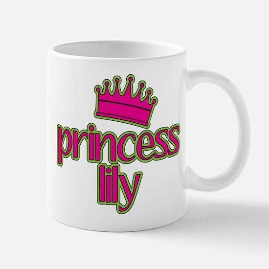 Princess Lily Mug