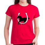 HRC Logo Women's Dark T-Shirt