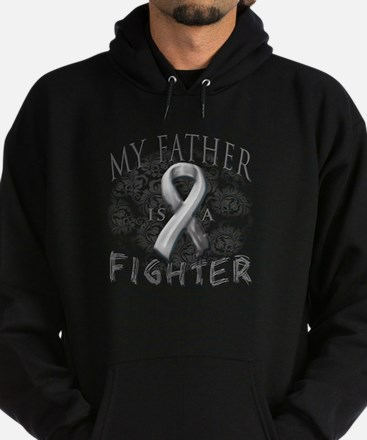My Father Is A Fighter Hoodie (dark)