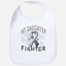 My Daughter Is A Fighter Bib