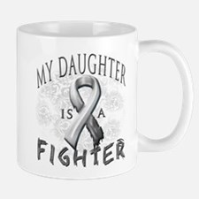 My Daughter Is A Fighter Small Small Mug