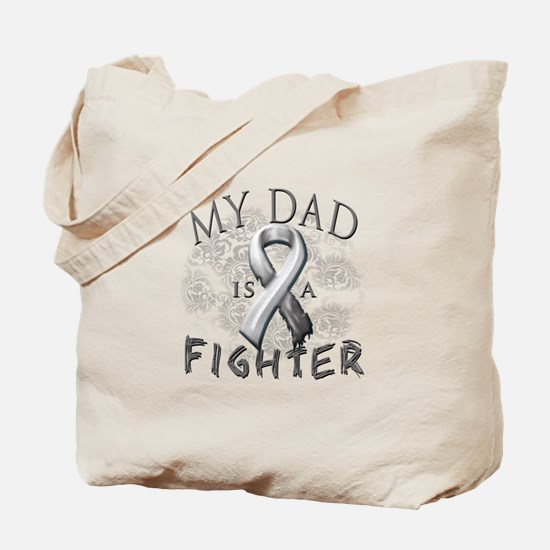 My Dad Is A Fighter Tote Bag