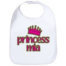 Princess Mia Bib