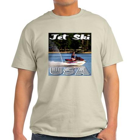 Jet Ski USA Light T-Shirt