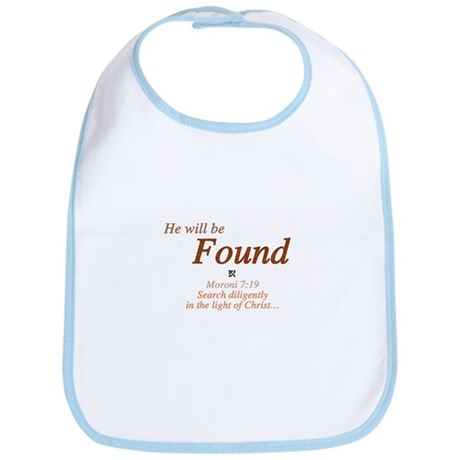 He will be found Bib
