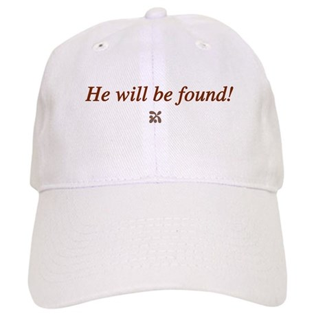 He will be found Cap