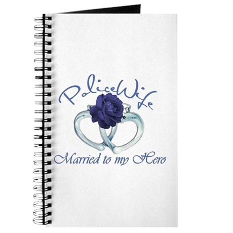 PoliceWife: Married My Hero Journal