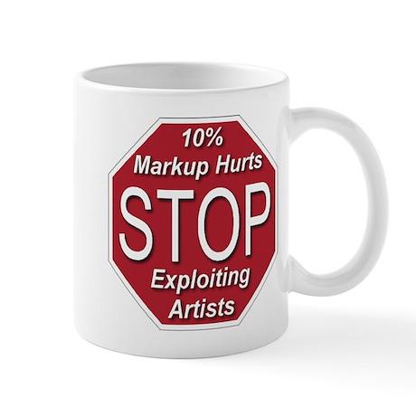 Stop Spamming Me Mug