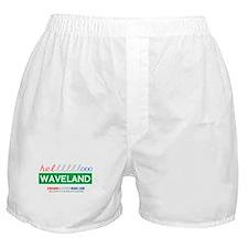 Hello Waveland Boxer Shorts